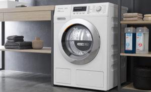 wasmachine voorlader